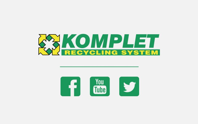 Komplet, never enough!